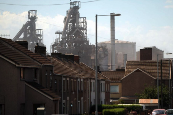 Bomb found at Tata Steel