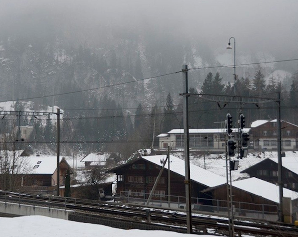 Swiss village facing 10-year evacuation over Second World War weapons threat