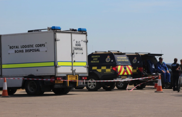 Bomb squad called to Newmarket