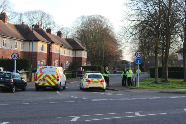 Bomb scare in Derby street triggers evacuation of homes