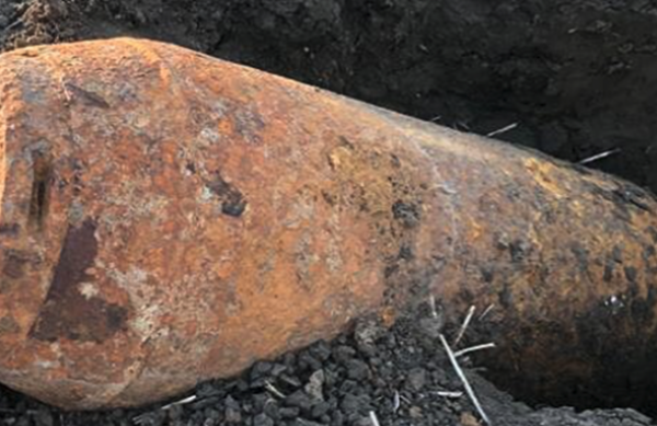 Army Team Destroys Second World War Bomb
