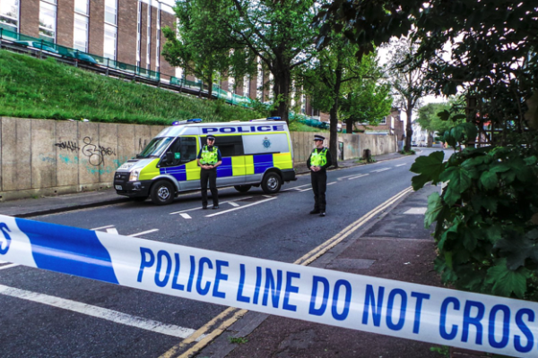 Second suspected unexploded device found in Brighton