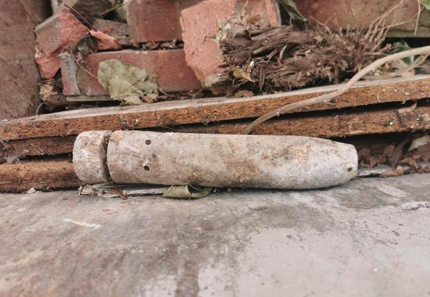 Unexploded WWII device found in Surbiton Garden