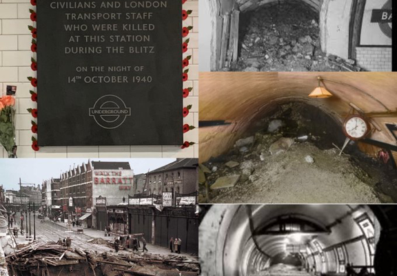 This week marks the 80th anniversary of the WW2 bombing of Balham Tube Station