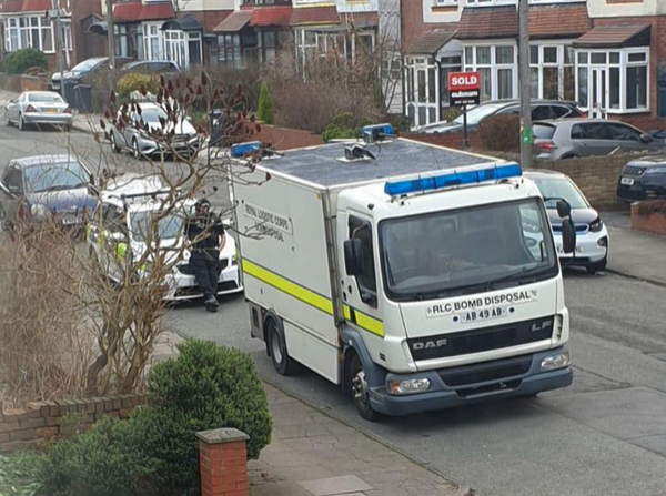 Sandwell residents evacuated after UXO discovered