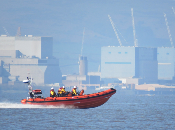 Suspected 250 pound WW2 UXO discovered on seabed near Hinkley Point