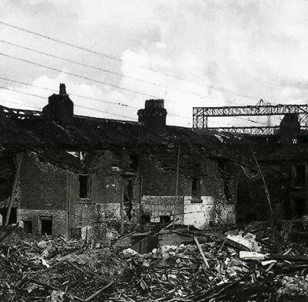 Ordinary side street in the heart of Bootle hides a bleak history