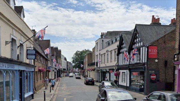 EOD team called to Eton, Berkshire after UXO was found in a public car park